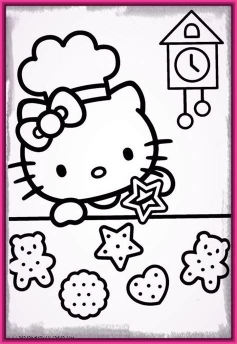 imagenes navideñas para pintar a color dibujos para colorear kitty sus amigos archivos imagenes