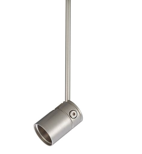Light Fixture Extender Wac Lighting Qf 190x3 Bn Rolls Brushed Nickel Connect Fixture With 3 Inch Extension