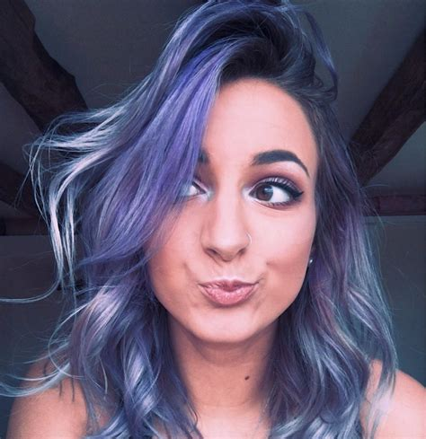 colored hair brightly colored hair becomes more mainstream hereford