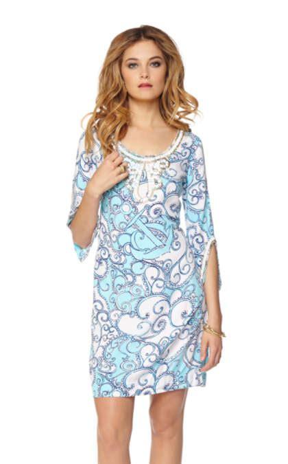 Sarra Tunic tunic dress 80090 lilly pulitzer