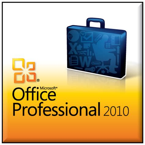 Microsoft Office Professional 2010 by Microsoft Office Suites