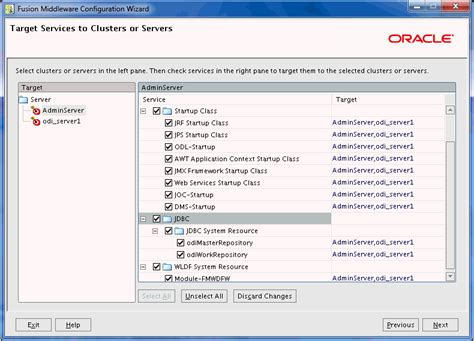 Configuring Oracle Data Integrator