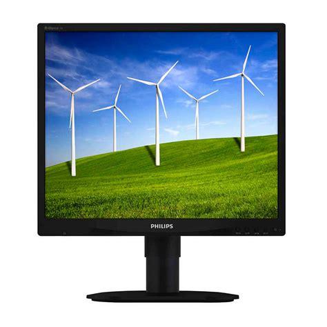Monitor Lcd Philips 19 Inch lcd monitor led backlight 19b4lcb5 75 philips