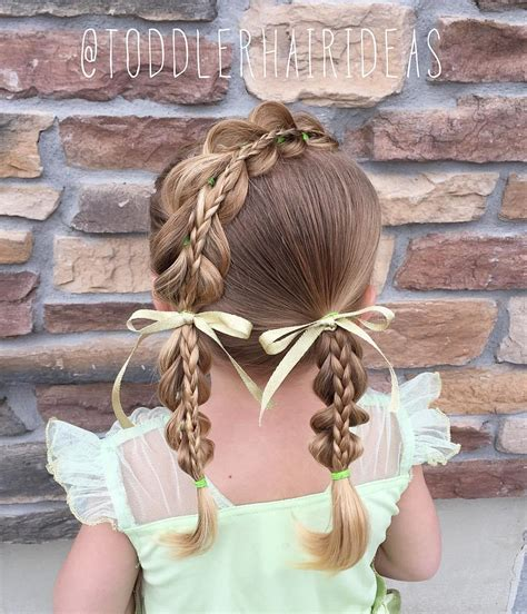 Toddler Braided Hairstyles by 40 Cool Hairstyles For On Any Occasion