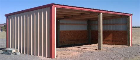 loafing sheds  siders  specialty buildings