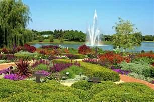 Chicago Botanical Garden Panoramio Photo Of Chicago Botanic Garden
