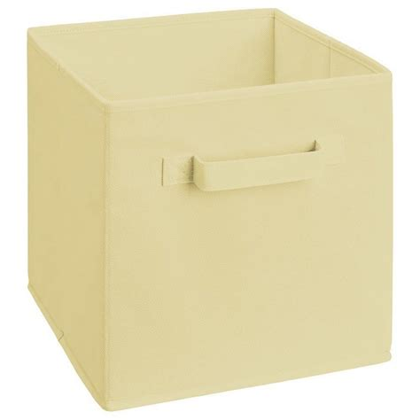 Closetmaid Fabric Drawers Canada closetmaid cubeicals fabric drawer lowe s canada