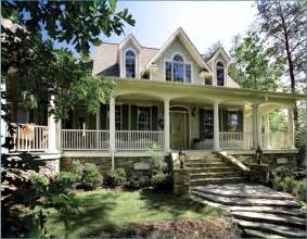 french country house plans with front porch home design ideas