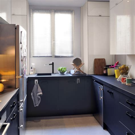 cuisine mat meuble de cuisine noir delinia mat edition leroy merlin