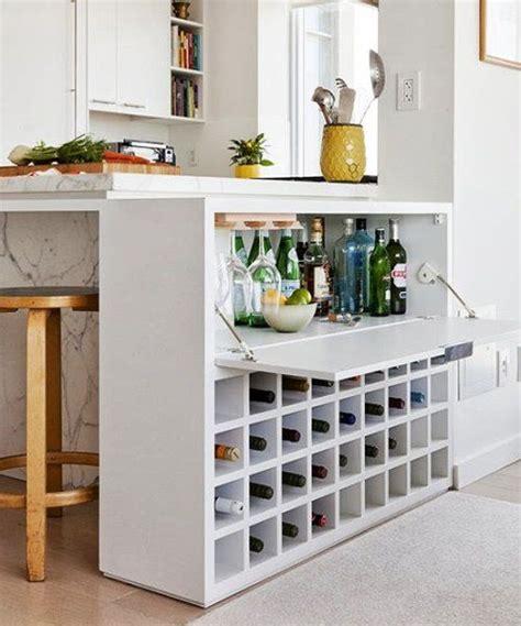mueble barra bar montar un peque 241 o bar en casa decoraci 243 n apartamento