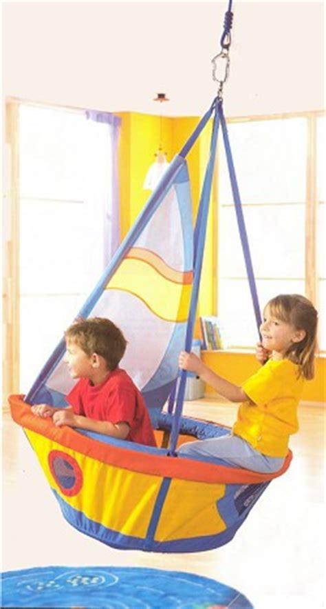 boat swing header creative diy ideas to make a fun kid zone inside