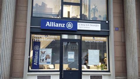 Cabinet Behar by Assurance Le Havre St Roch Desanglois Behar Allianz