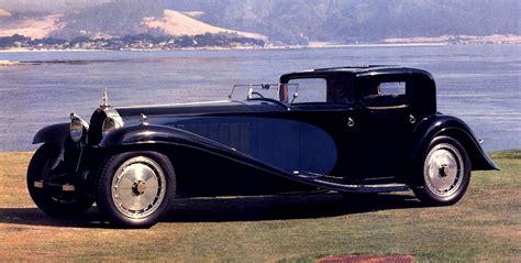 vintage bugatti 1927 bugatti type 41 royale milestones