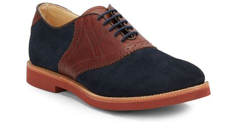 saddle oxford shoes for sale walk suede leather saddle oxford shoes in blue for