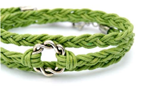 Hemp Braiding Patterns - 29 easy breezy hemp bracelet patterns