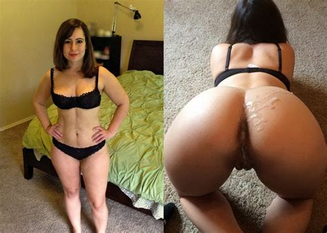 5 Submitted Before After Sex Pics Of Real Milfs