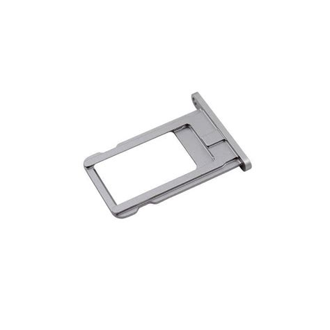 porta sim porta sim scheda apple iphone 6 slot slitta carrello