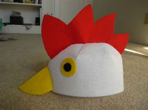 How To Make Paper Hats For Adults - 17 best ideas about chicken costumes on farmer