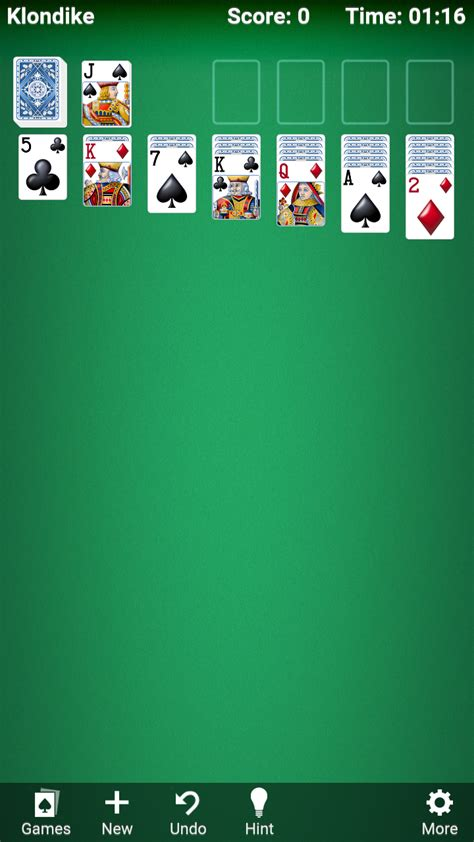 amazoncom klondike solitaire appstore  android