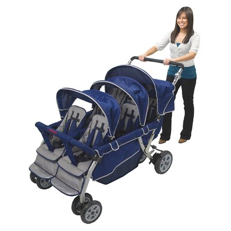multi seat strollers pushchairs 6 seater strollers