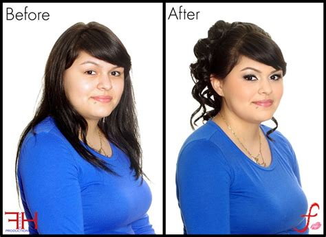 32 best before n after make up images on