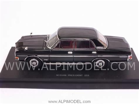 nissan 1987 models ebbro 45305 nissan president 252 1987 black 1 43