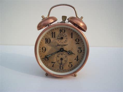 antique alarm clock rare copper alarm clock retro home decor
