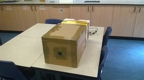 home made solar eclipse box home made eclipse viewer stuckwithphysics co uk