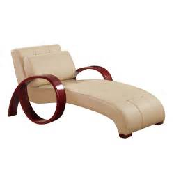 Chaise Lounge Leather Global R963 Leather Chaise Lounge In Cappuccino Beyond Stores