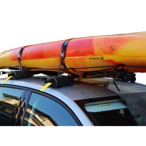 porta kayak per auto barre auto portapacchi universali