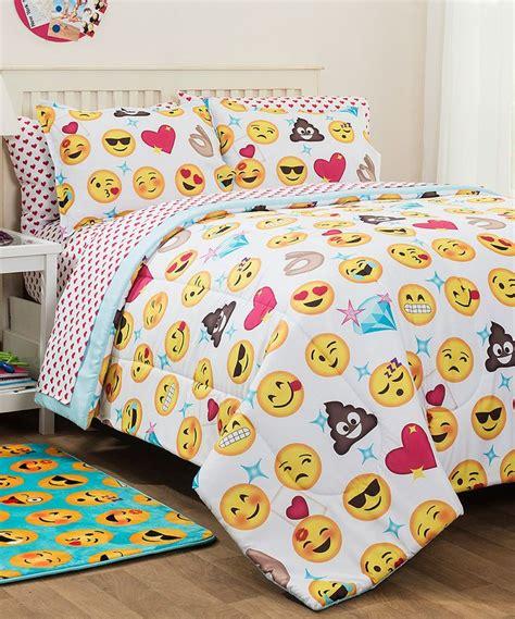emoji room look at this emoji pals bedding set on zulily today