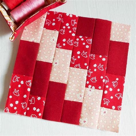 Two Block Quilt Patterns by 25 Great Ideas About Quilt Blocks On