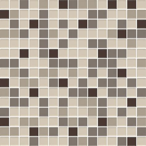 cotto tiles 19 x 19mm silk mix thaicera tile mosaic sheet