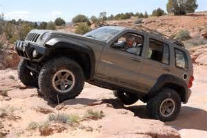 Jeep Liberty Road 2007 Moab Jeep Safari Jeep Skunkwerks Road