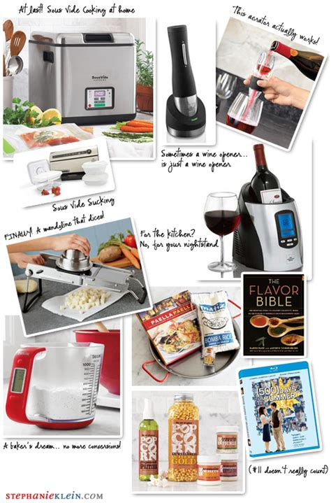 top gifts for a foodie family top ten gifts for the foodie klein tragedy