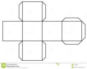imprima un cubo imagenes de archivo imagen 14390364