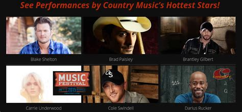 country music events in nashville 2013 2015 cma country music festival june 11 14 2015