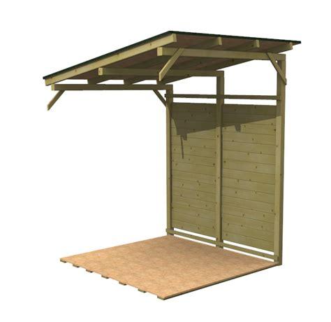 tettoia per legnaia estensione per legnaia eavy in pino