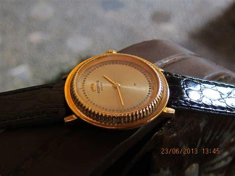 Dijual Ac 2588 Coklat Gold Sale jam fortis sold