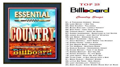 top  country songs  top