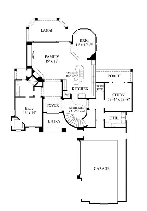 california floor plans house plan 134 1397 5 bedroom 4042 sq ft california