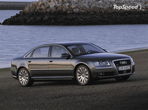 Audi A8 Long by 2006 Audi A8 Long 4e Pictures Information And Specs
