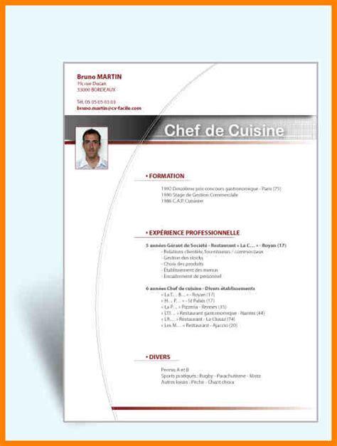 Pr Sentation Lettre Officielle Anglaise resume format presentation curriculum 5 exemple pr 233