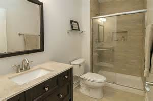shower ideas for bathrooms steve emily s hall bathroom remodel pictures home