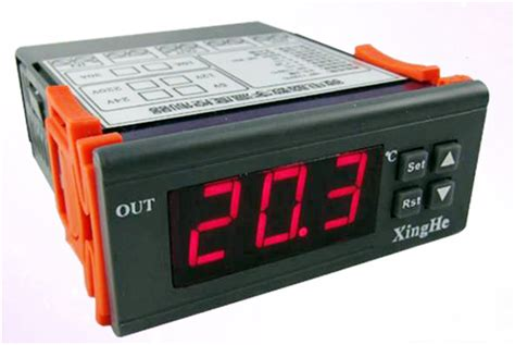Thermometer Dan Thermostat penggunaan modul thermostat digital 220 volt model w2028