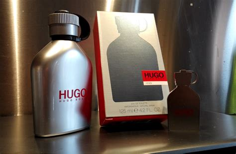 Parfum Hugo test le parfum hugo iced de hugo parfum