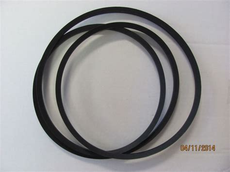 V Belt Vanbelt Cvt Belt Continental Beat Fi Spacy Fi Scoopy Fi replacement premium v belt for deere m118756 husqvarna 539117245 ebay