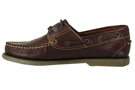 deck boats on ebay mens deck boat moccasin leather shoes by dek ebay
