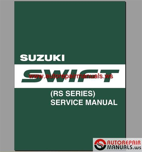 what is the best auto repair manual 2012 lincoln mks lane departure warning suzuki swift sport 2004 service repair manual autos post