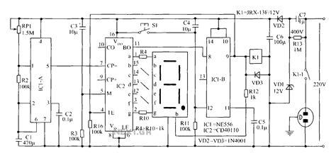 timer switch circuit diagram timer circuit meter counter circuits next gr